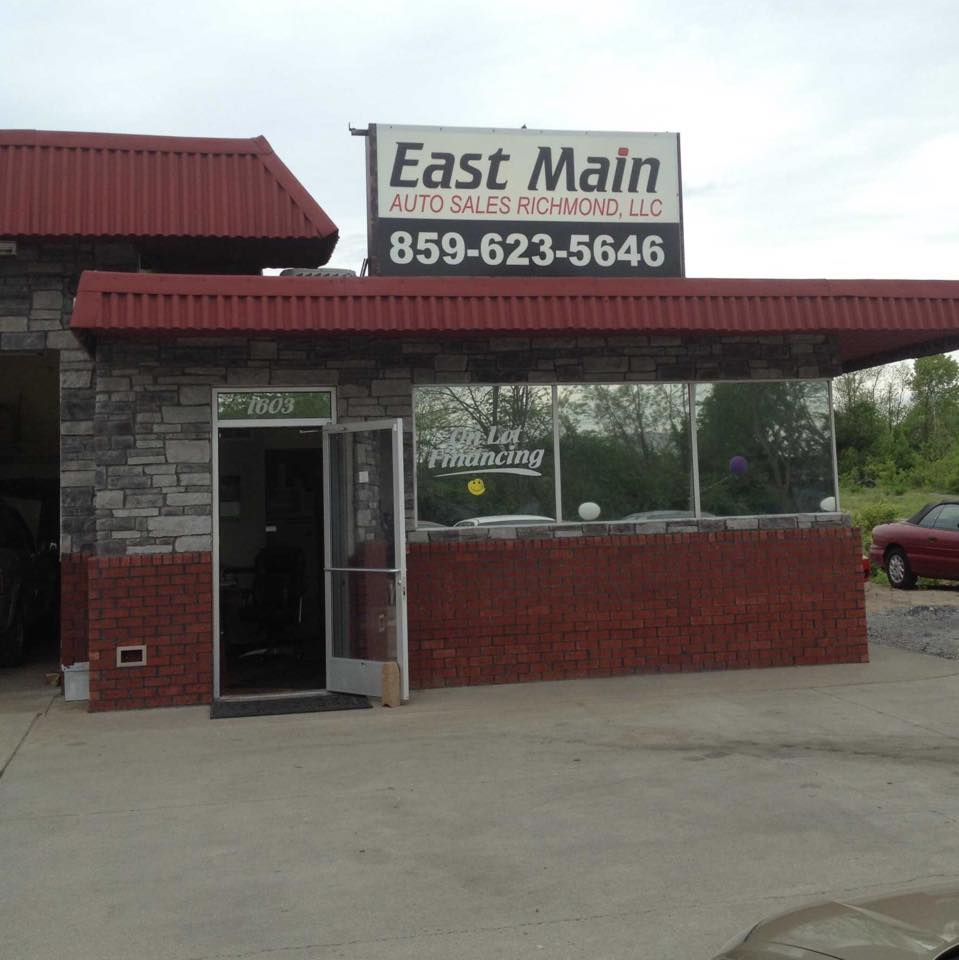East Main Auto Sales Richmond LLC